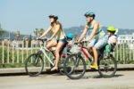 Ein Fahrradunfall ohne Helm kann nicht nur ein Schädel-Hirn-Trauma nach sich ziehen. Deshalb tragen ihn viele vorsorglich.