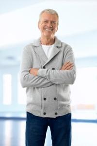 Ein Fahrtauglichkeitstest für Senioren ist freiwillig.
