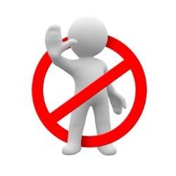 Auch ein Fahrverbot kann durch einen Bußgeldrechner vor Eintreffen des Bescheides vorhergesagt werden.