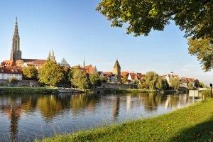Ein Fahrverbot ist für Diesel-Pkw in Ulm nicht nötig.