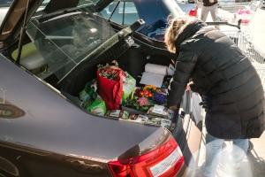 Generell ist die Überwachung von Supermarktparkplätzen durch die fair parken GmbH zulässig.