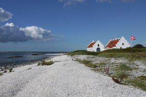 Mit der Fehmarnbeltquerung soll eine feste Verbindung zwischen der deutschen Insel Fehmarn und der Insel Lolland in Dänemark geschaffen werden.