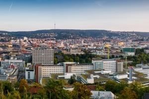 Der Feinstaubalarm in Stuttgart wird bei besonderen Wetterlagen ausgelöst.