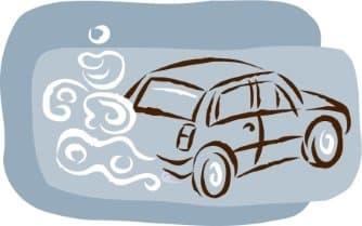 Die Feinstaubplakette bekommt Ihr Auto nur, wenn es die entsprechende Schadstoffklasse hat.