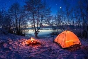 Wer bei einem Festival ein Lagerfeuer zündet, kann mit einem Bußgeld rechnen