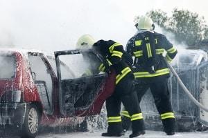 Nur wenn die Feuerwehrzufahrt frei ist, können Einsatzkräfte ungehindert arbeiten.