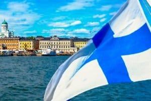 Finnland: Nach eine Unfall sollte am besten immer die Polizei hinzu geholt werden.