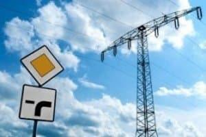 Fossile Energieträger erzeugen Strom
