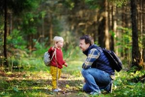 Freizeittipp: Verbringen Sie Ihre Freizeit mit Kindern, dann achten Sie auf genug Sicherheit.