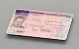 Auf dem EU-Führerschein ist die Klasse A nach dem Umtausch auch vermerkt.