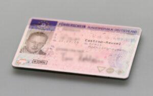 Auch für die Führerscheinklasse AM wird ein Führerschein benötigt.