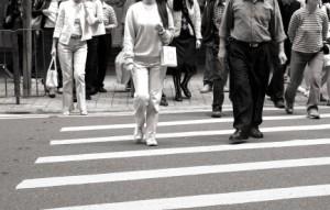 Überholverbot an Fußgängerüberweg