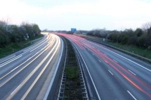 Geisterfahrer sind eine große Gefahr auf deutschen Autobahnen.