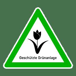 Was kann (geschützte) Grünanlage sein?