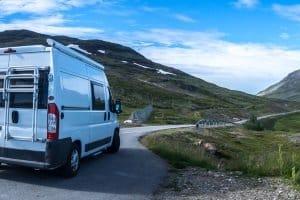 Die Geschwindigkeitsbeschränkung dient in Norwegen der Sicherheit - und ein Verstoß kann teuer werden.