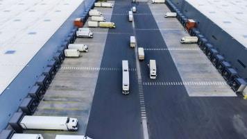 Gewerblicher Güterverkehr ist in der EU erlaubnispflichtig.