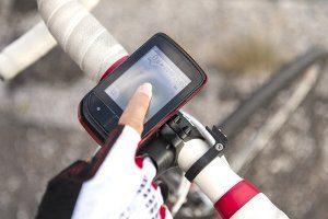 Aufklärung durch GPS: Ein Fahrrad vor Diebstahl bewahren, das ist mit fähigen Geräten möglich.