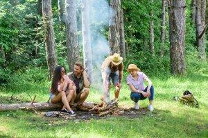 Ratgeber: Grillen im Wald