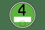 Grüne Umweltplakette