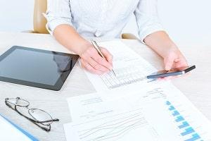 Private Haftpflichtversicherung: Online sind Angebote einsehbar, die Sie miteinander vergleichen können.