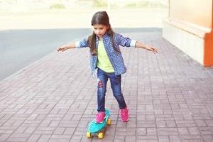 Im Familientarif der Haftpflichtversicherung ist ein Kind mitversichert.