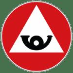 Verkehrszeichen in Italien: Haltepflicht am Berg