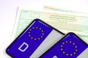 In Hamburg bei der Zulassungsstelle das Wunschkennzeichen reservieren: Was kostet das Ganze?