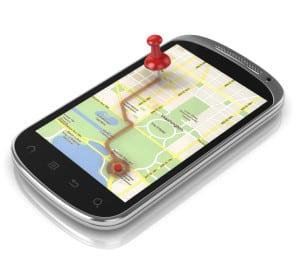Handy am Steuer als Navi benutzen