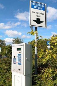 Wenn Sie sich für das Handyparken registrieren, müssen Sie keinen Parkschein mehr am Automaten ziehen.