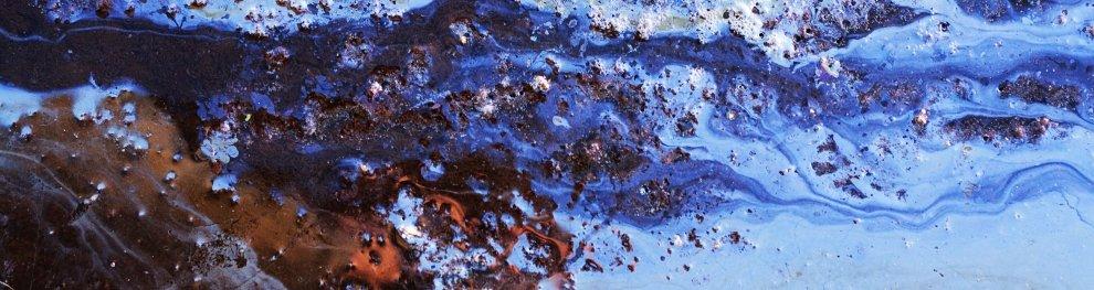 Öl ausgelaufen – Gefahr für die Umwelt