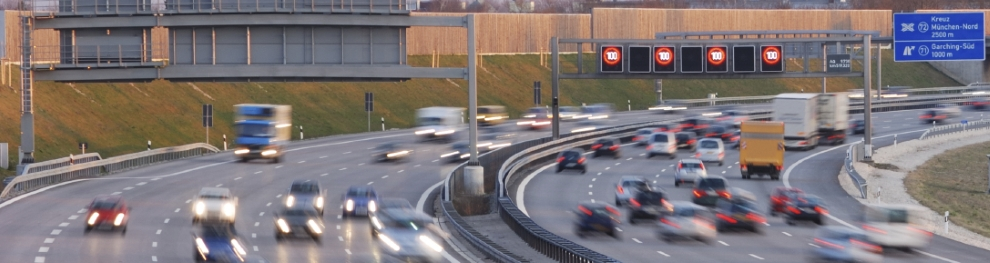 Autobahn und Kraftfahrstraßen