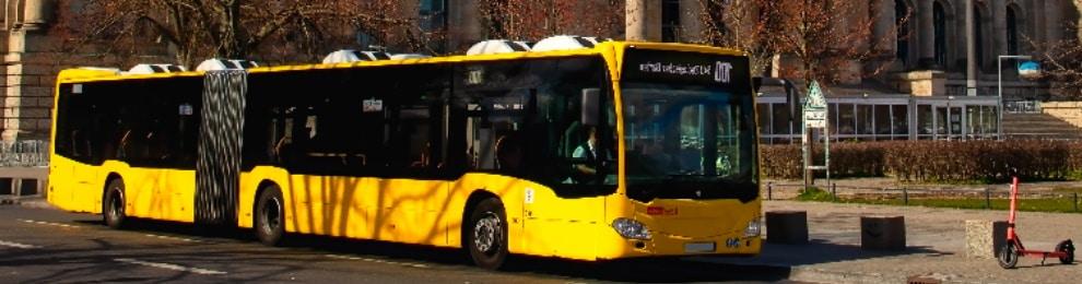 BOKraft – Bundesverordnung für Unternehmen im Personenkraftverkehr
