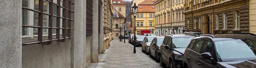 Der Bürgersteig: Zeichen, Regeln und Gesetze