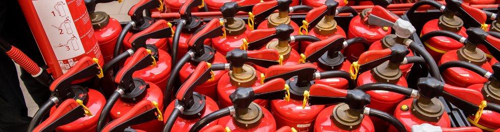 Feuerlöscher: Im Bus laut StVZO vorgeschrieben