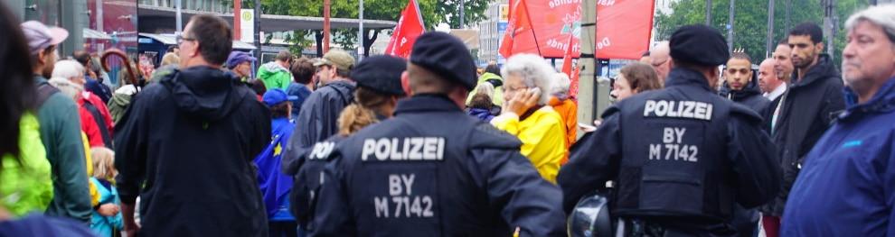 Corona: Allgemeines Versammlungsverbot in Deutschland