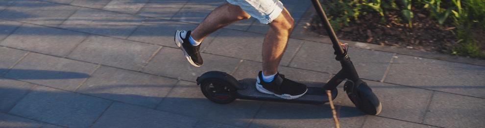 E-Scooter bis 25 km/h: Sind diese erlaubt?