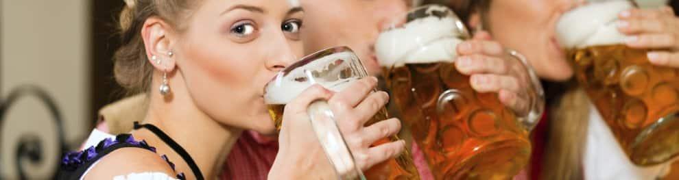 Alkohol und Drogen als Radfahrer