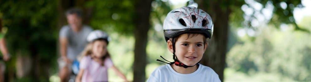 Fahrrad-Verkehrssicherheit für Kinder