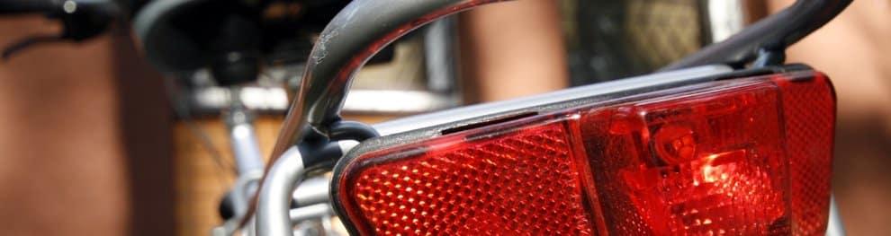 Fahrradbeleuchtung – Sehen und gesehen werden