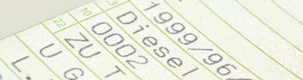 Fahrzeugbrief verloren und neu beantragen: Das sollten Sie wissen