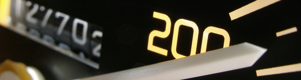 61 bis 70 km/h zu schnell auf der Straße – Das kann teuer werden
