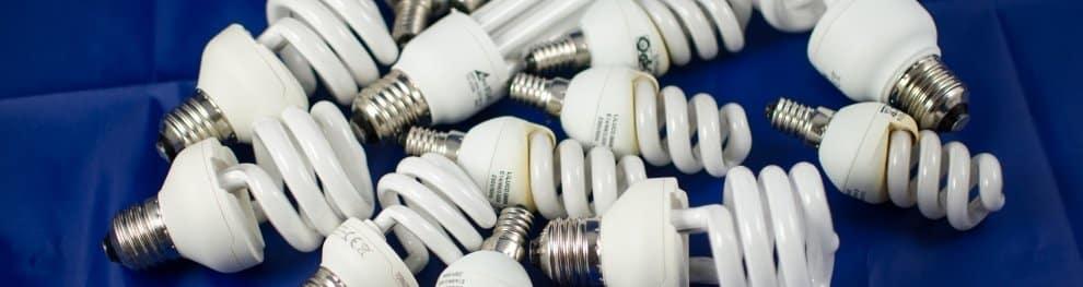 Glühbirnen entsorgen
