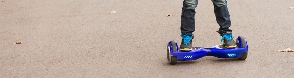Hoverboard im Straßenverkehr: Wo darf man fahren?