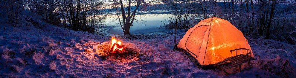 Wild-Campen in Deutschland