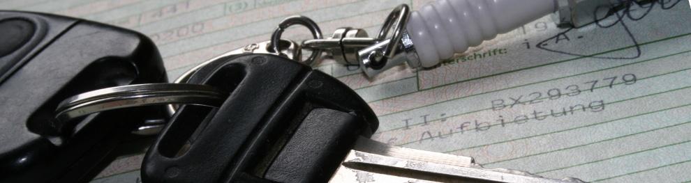 Auto anmelden: Auch ohne Führerschein zur Zulassung?