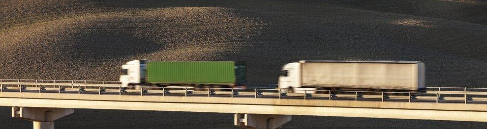 Abstand und Abstandsvergehen bei LKW