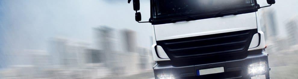 LKW-Geschwindigkeitsüberschreitung