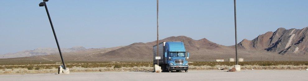 LKW – Parken und Halten