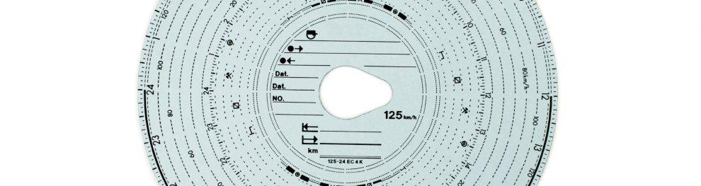 Digitaler Tachograph: Wie funktioniert das Kontrollgerät?