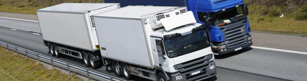 Falsches Überholen mit dem LKW